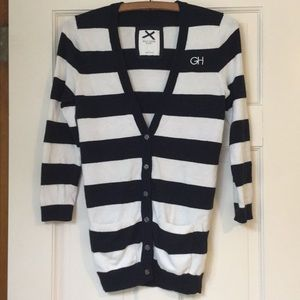 Striped Gilly Hicks Sweater